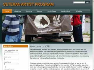 veteranartistprogram.org