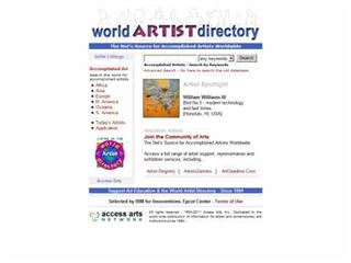 worldartistdirectory.com